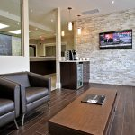 Newmarket Dental Specialists Waiting Room