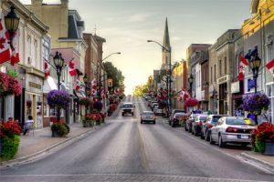 Present Day Main Street